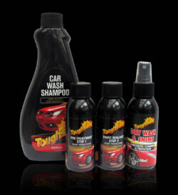Toughseal Exterior Car Care Kit